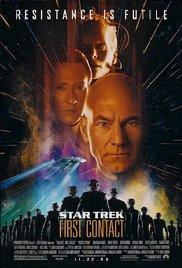 STAR TREK 8: FIRST CONTACT (1996) สตาร์ เทรค 8: ฝ่าสงครามยึดโลก